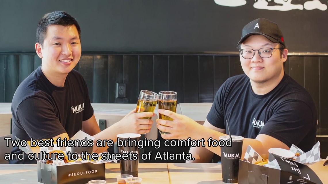 Best friends feed Atlanta, uplift AAPI community with Korean fried chicken
