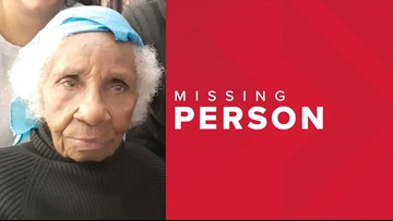 Elderly woman from Hapeville suffering from Alzheimer's found safe