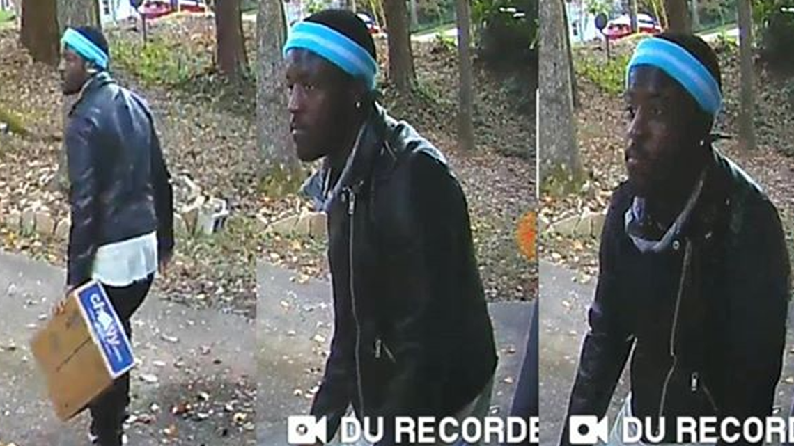 UPDATE: East Point Police apprehend 'porch pirate'