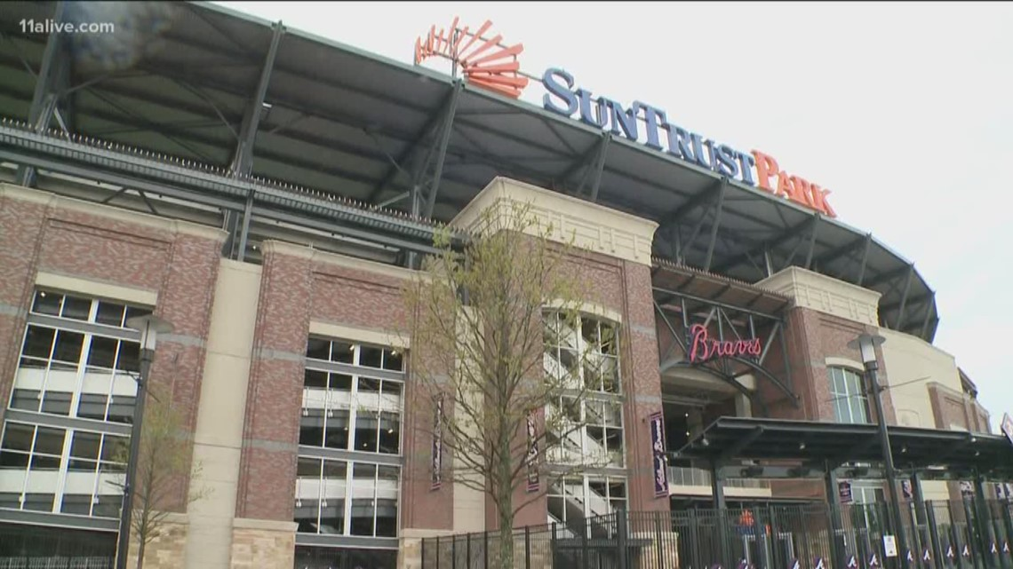 Will SunTrust Park change its name after merger?