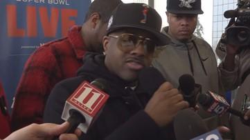 Music Mogul Jermaine Dupri answers questions about Super Bowl LIVE Concert Series