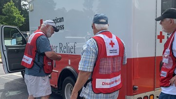 Georgia's Red Cross sends assistance to help with efforts following Tropical Storm Barry
