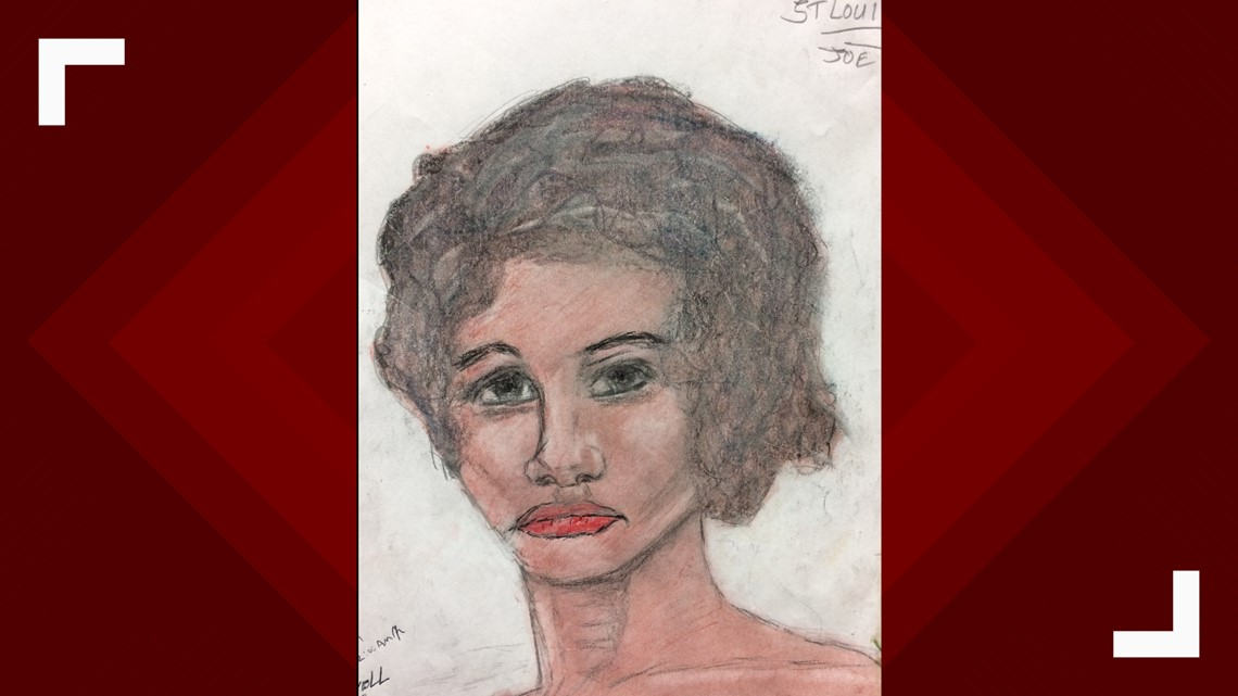 Three hand-drawn faces of women he said he murdered could bring
