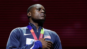 Ban reduced, but Christian Coleman will still miss Olympics