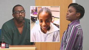 Days after she died in her room, dad testifies that he tried to cremate her