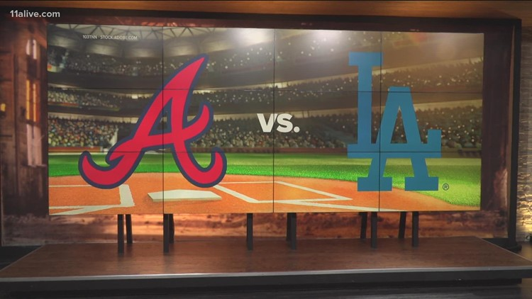 Atlanta Braves to face Los Angeles Dodgers in NLCS