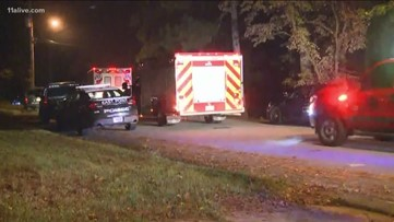 Hostage situation unfolding in East Point home