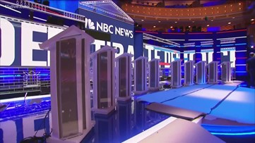 Debate night set to turn Democratic primary race into full gear