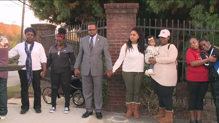 Vigil being held for missing Clark Atlanta student