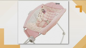 Fisher-Price Rock 'n Play Sleeper linked to 10 infant deaths