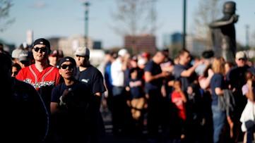 Atlanta Braves: Long lines for SunTrust Park entry, concessions spark social media outrage from fans