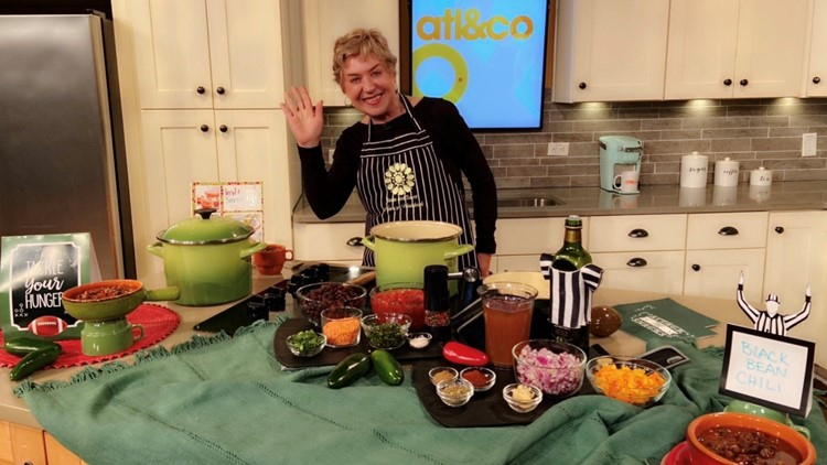 Chef Nancy Waldeck on A&C