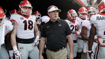 UGA football: Check out Kirby Smart's low, low ranking in one writer's coaches survey