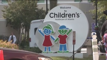 Children's Healthcare of Atlanta listed among best children's hospitals in nation