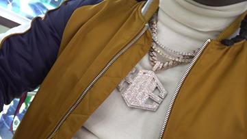 Buckhead jeweler 'blings out' stars Meek Mill, Drake, Offset