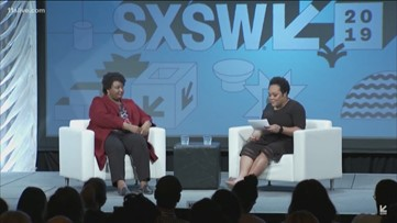Stacey Abrams goes to LA in hopes of keeping movie jobs here in the south