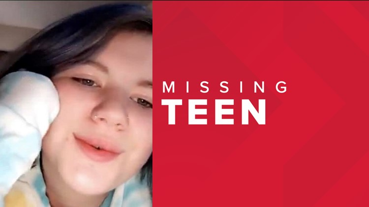 Audrey Carter missing 15-year-old