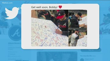 Wish Bobby Cox a speedy recovery: Here's how you can support the Braves legend