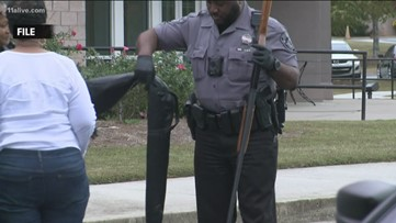 Local church continues gun collection for county buyback