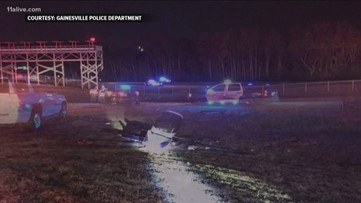 One dead in metro Atlanta plane crash