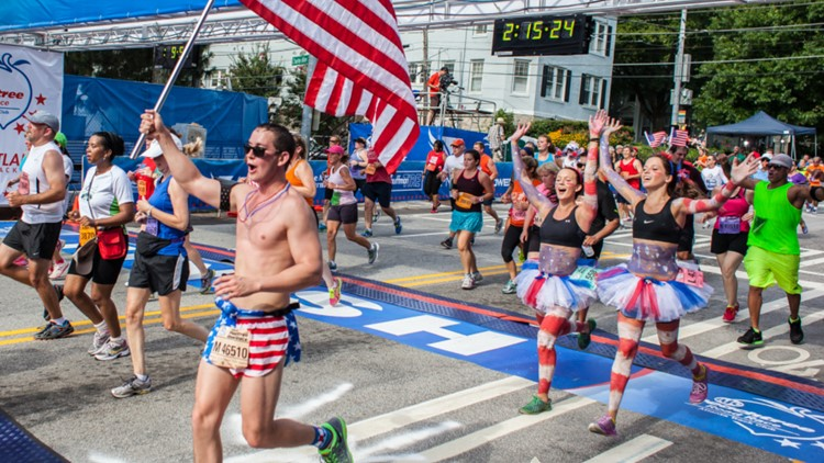 This is what's different at the AJC Peachtree Road Race this year
