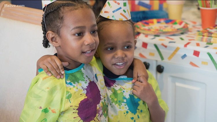 Little warriors: Twin helps save his brother's life