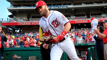 Here's how Bryce Harper's reported megadeal affects the Atlanta Braves