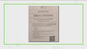 Is Atlanta Public Schools planning to drug test students?