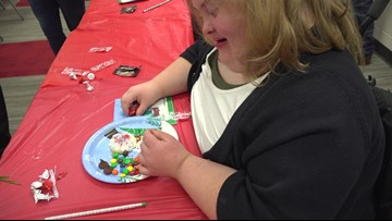 Forsyth County students give the 'greatest gift' to special education