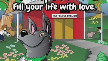 Frankie the Dog Book Series promotes importance of pet rescue