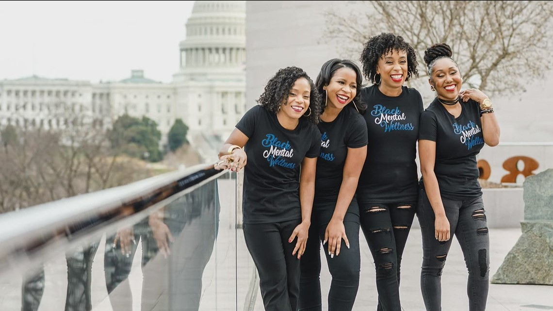 Company brings awareness for more mental health resources in the Black community
