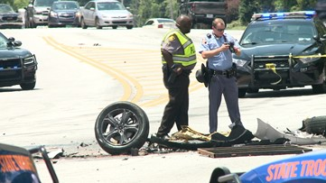 Unlicensed teen involved in fatal South Fulton crash: Police