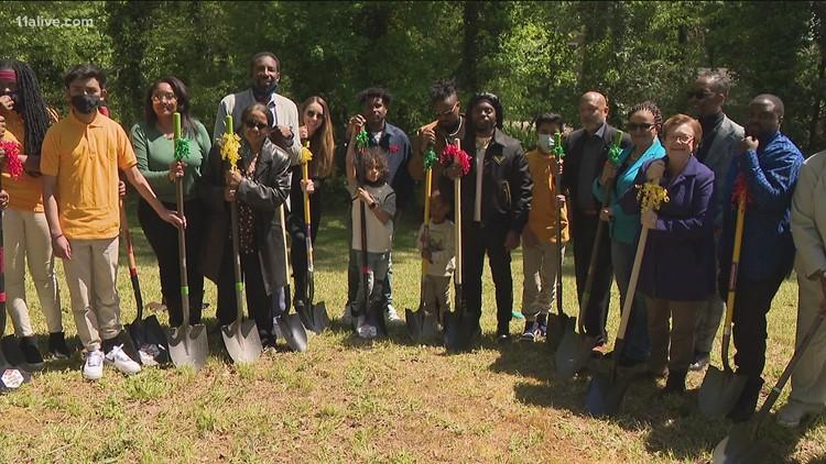 EARTHGANG announces community garden with Atlanta school