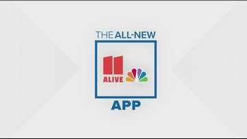 Stay informed with the all new 11Alive app