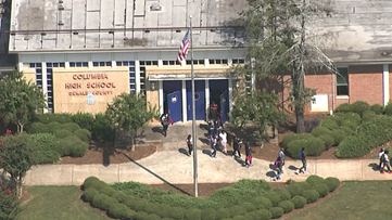 Students found with loaded gun at metro Atlanta high school