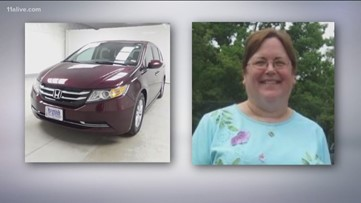 Where'd you go? Missing woman in Georgia one of many people who vanished without a trace
