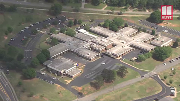 Georgia school system on lockdown due to threat