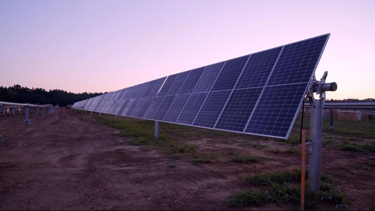 Solar Farm Plan G