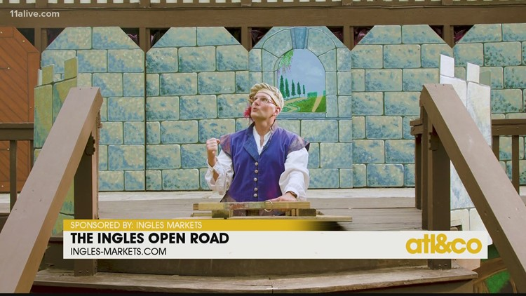 The Ingles Open Road: Asheville, NC