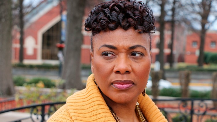 'This is a turning point' | Bernice King reflects on what lies ahead after guilty verdict in George Floyd case