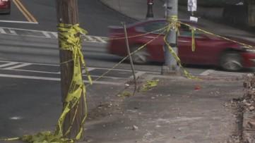 RAW: Demolished Kaepernick mural in SW Atlanta