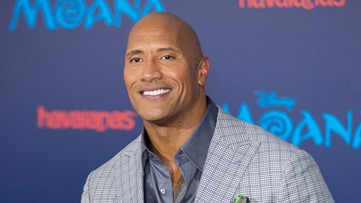 Dwayne Johnson breaks into 'Moana' character during social distancing