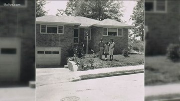 Tuskegee Airman's old home ready to be sold as affordable housing on Atlanta's westside