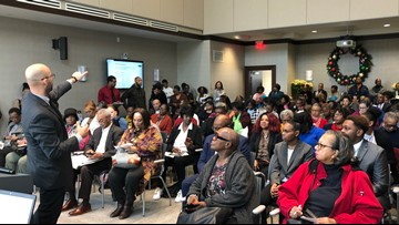 City of East Point hosts public information session for upcoming Census