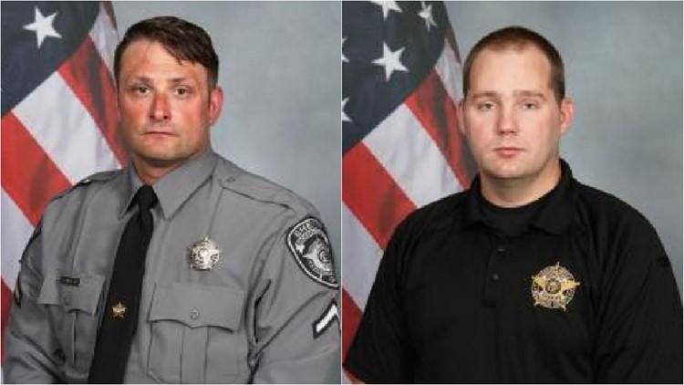 Rockdale Deputies Shot SWAT Moon Coble