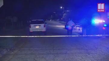 Southwest Atlanta shooting leaves two injured
