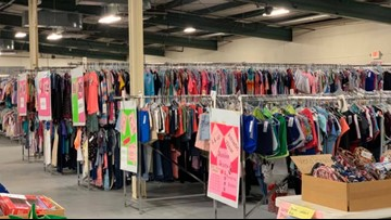 One of the largest consignment sales in the country is back in Gwinnett