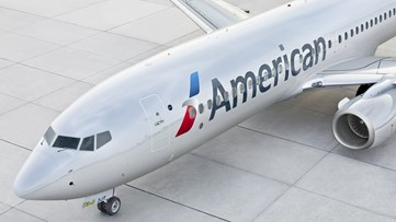 Threatening note found on American Airlines plane in Atlanta