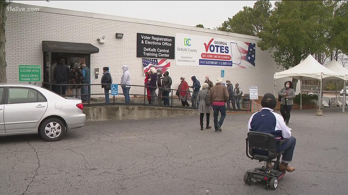 Study touts GA voter access despite new election law