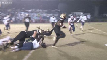 Highlights: Marist 10, Mary Persons 7